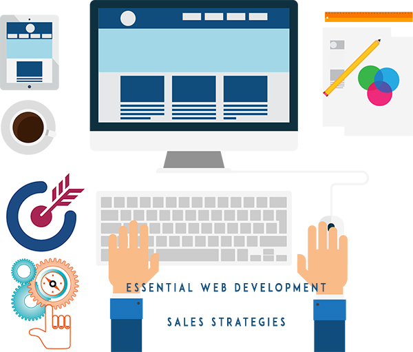 Sales Strategy and Web Development