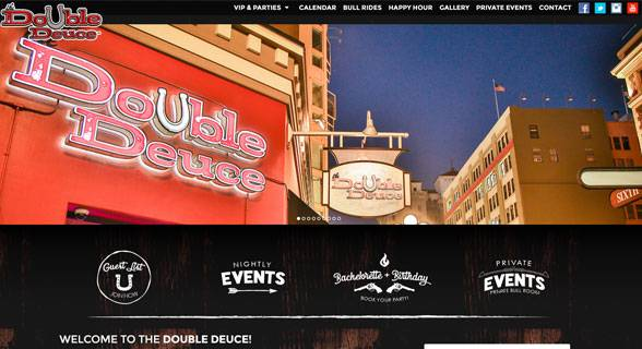 Web Design Project - The Double Deuce