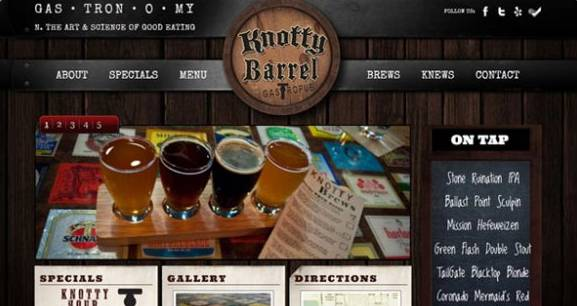 Knotty Barrel