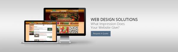Web Design Solution - Request A Quote