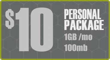 More info about Web Hosting - Personal Package