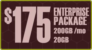 More info about Web Hosting - Enterprise Package