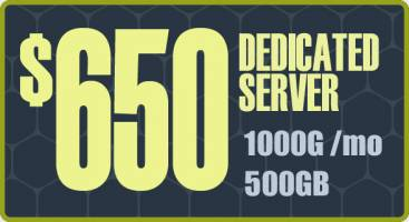 More info about Web Hosting - Dedicated Server